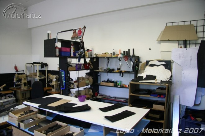Lojzo - výrobce sedlových brašen a tašek