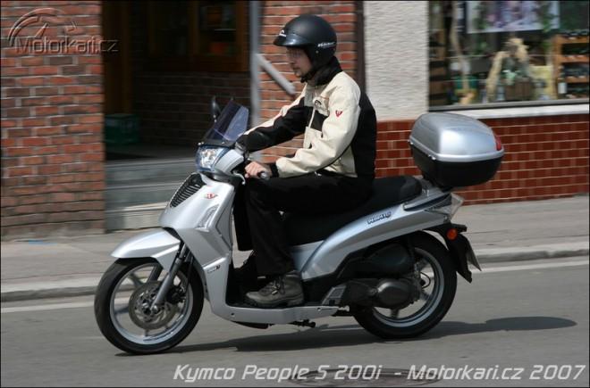 Kymco People S 200i