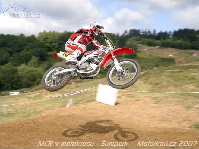 MÈR v motokrosu - Šumperk