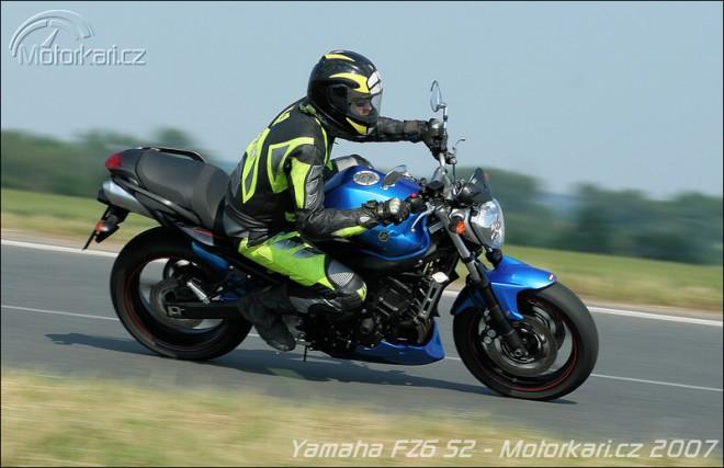 Yamaha FZ6 S2
