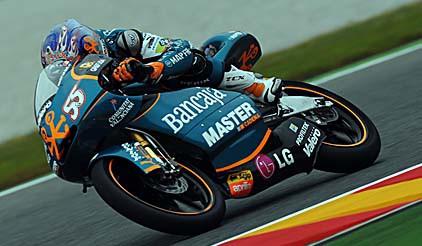 GP Itálie 125 ccm