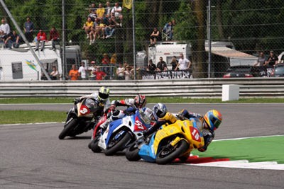 STK Misano - kvalifikace 600 cc a 1000 cc
