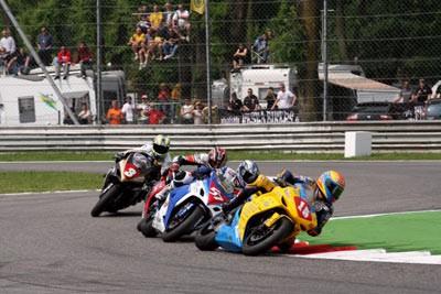STK Misano - kvalifikace 1000 cc