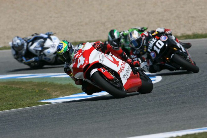 Jezdecké ohlasy na závod MotoGP v Doningtonu (1)