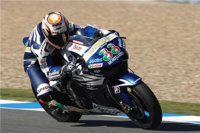Jezdecké ohlasy na závod MotoGP v Doningtonu (2)