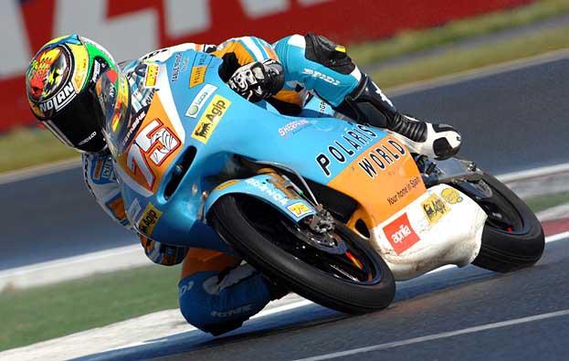 Dutch TT 125 - 1. kvalifikace