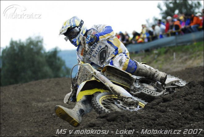 MS v motokrosu - Loket