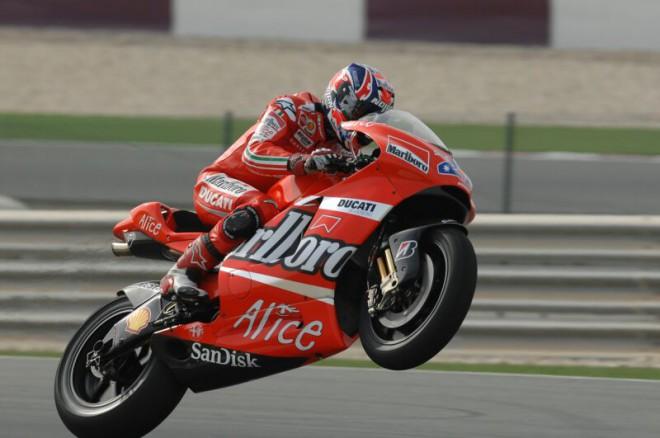 GP N�mecka MotoGP - 1. a 2. tr�nink