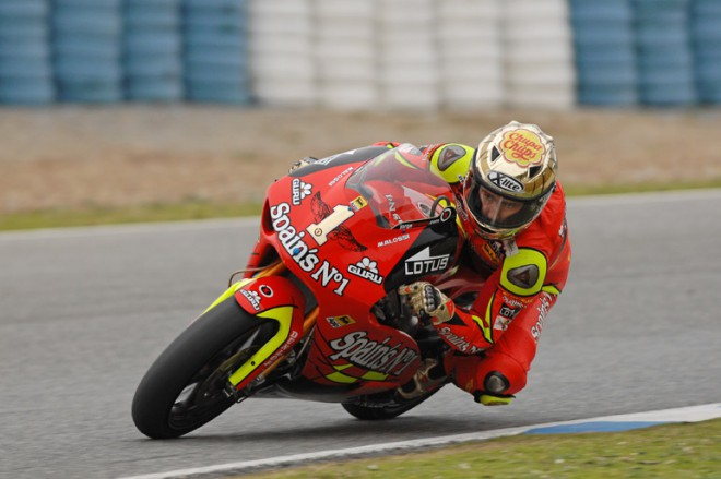 GP N�mecka 250 ccm - 1. kvalifikace