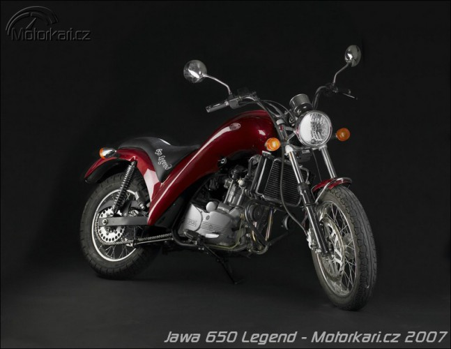 Jawa 650 Legend