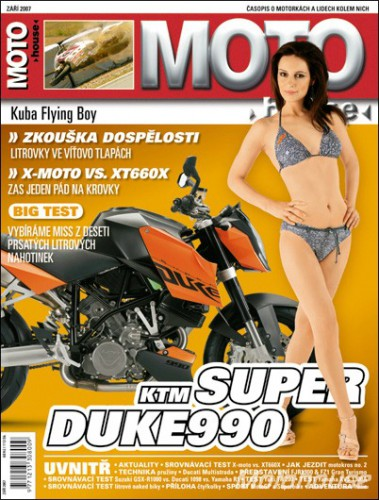 Motohouse 9-2007