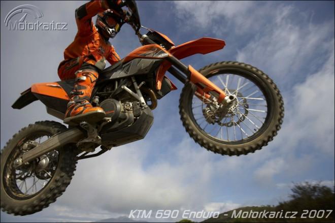 KTM 690 Enduro 2008