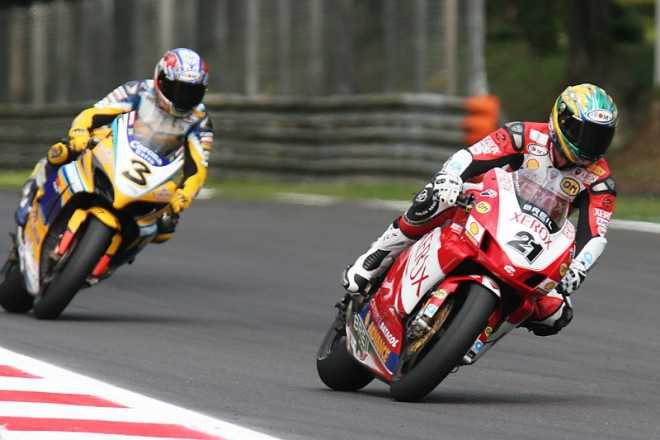 WSBK Brands Hatch - Superpole