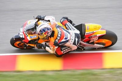 Brno - sobota, FP 125, MotoGP a 250 cc
