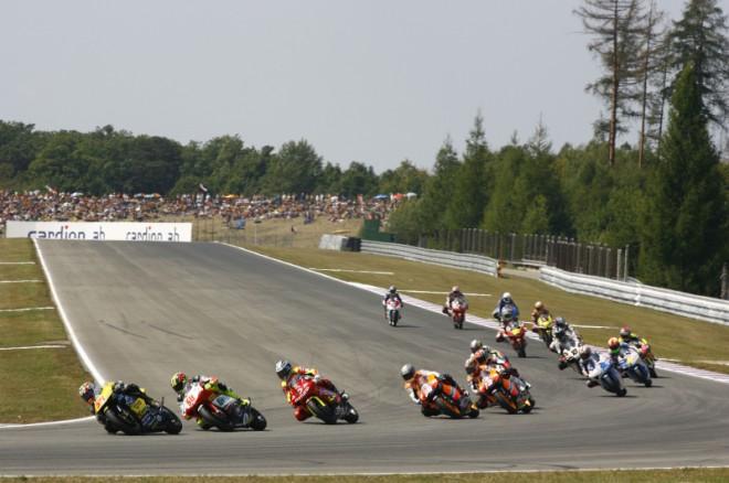 Fotogalerie z MotoGP v Brnì