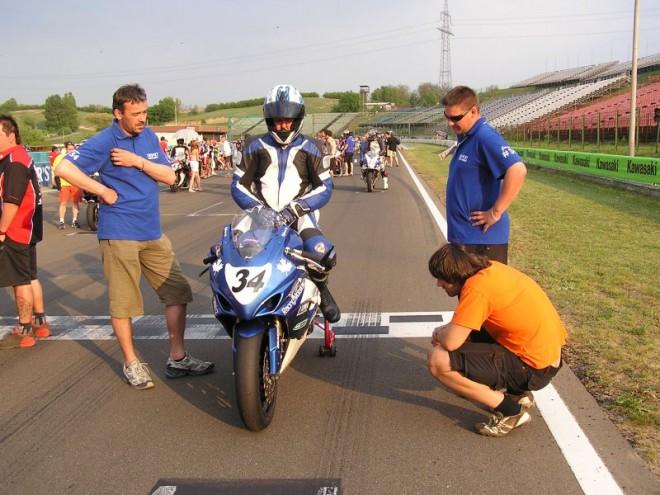 Michal Jav�rek vynech� Hungaroring