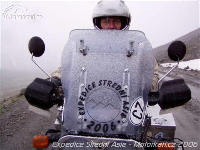 Expedice St�edn� Asie 2006 � ��st t�et�