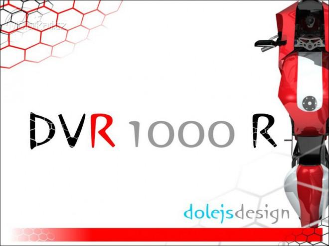 Concept Bike - DVR 1000R