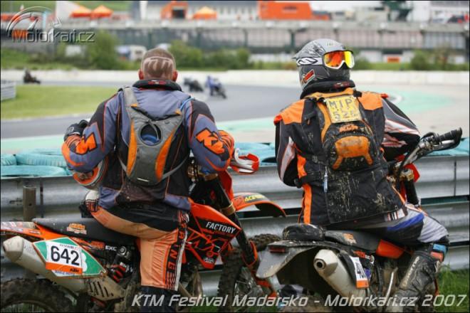 KTM Festival 2007 Hungaroring