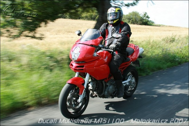 Ducati Multistrada MTS1100