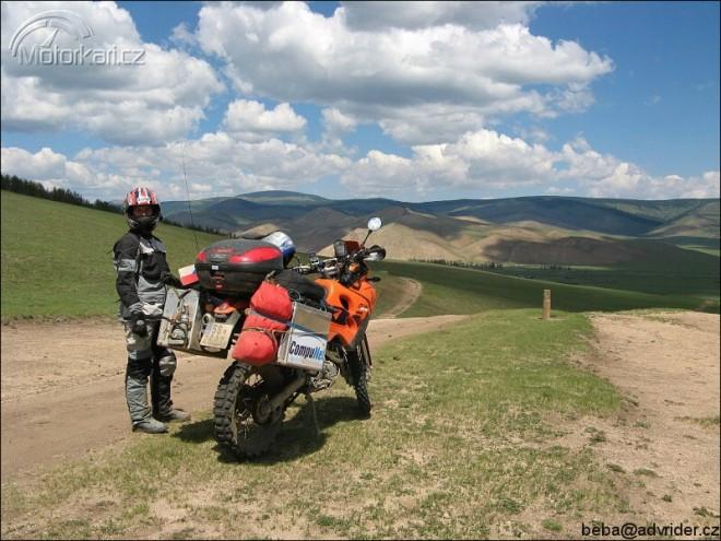Mongolsko 2007