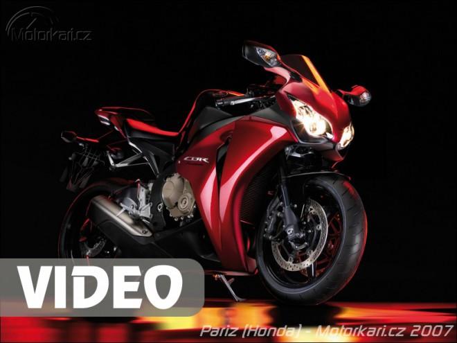 Paøíž: Honda + video