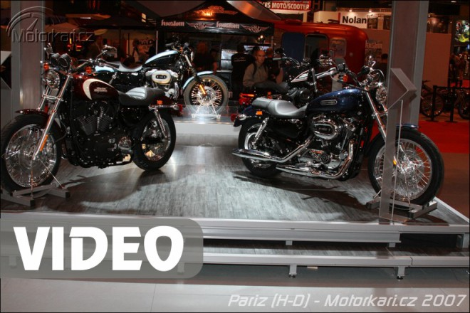 Pa��: Buell & H-D + video
