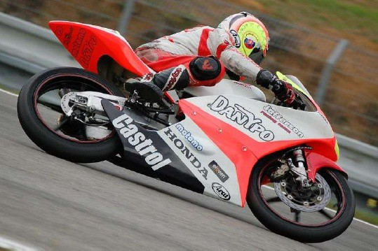 Na prodej závodní Honda RS 125 GP