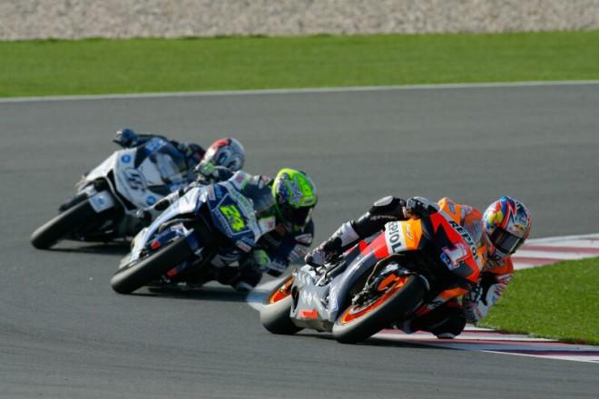 Statistiky MotoGP pøed Japonskem