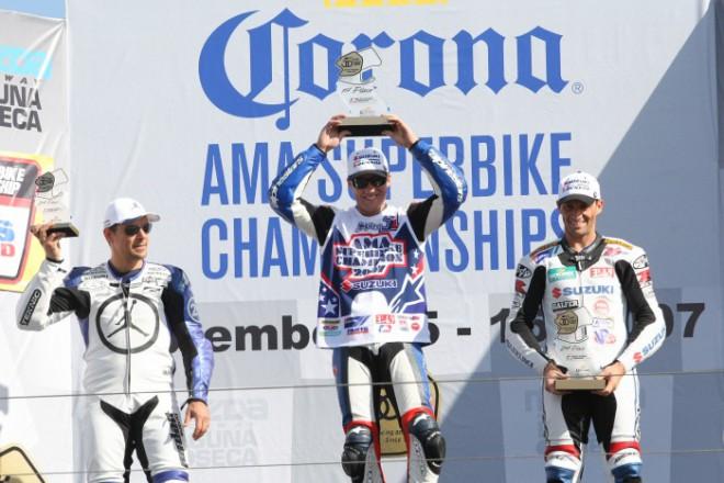 AMA US Superbike – Laguna Seca
