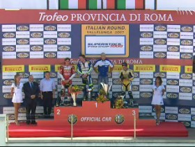 FIM Superstock 1000 Cup - Vallelunga