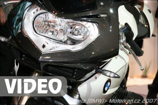 Paøíž: BMW + video