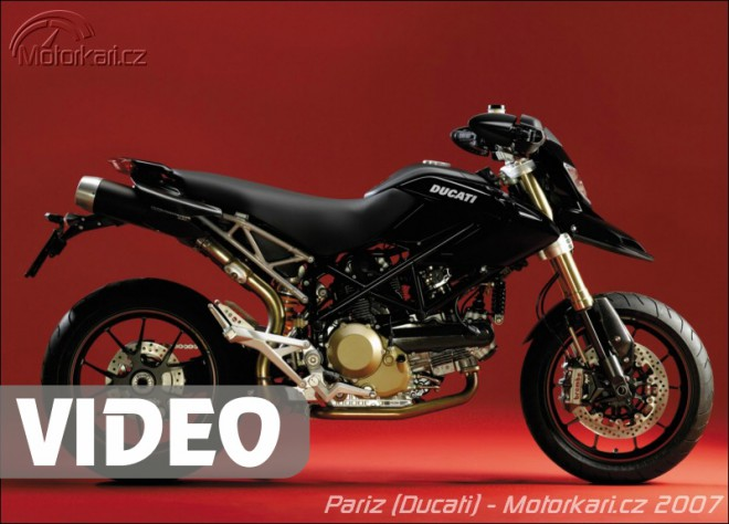 Paøíž: Ducati, Benelli, MV Agusta + video