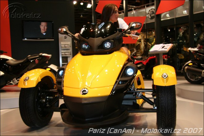 Pa��: Can-Am