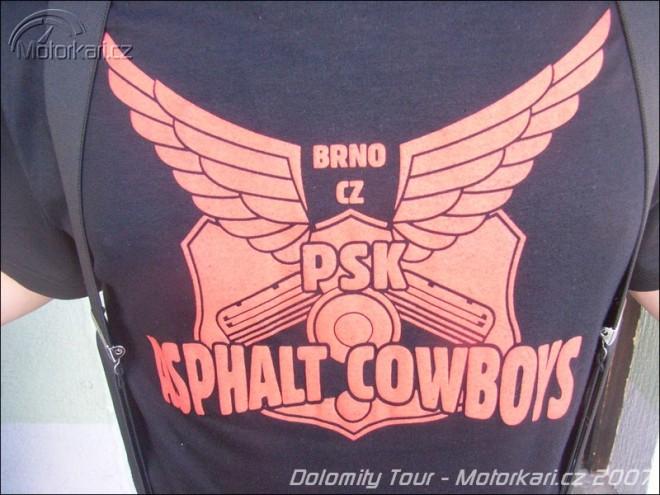Dolomity Tour 2007