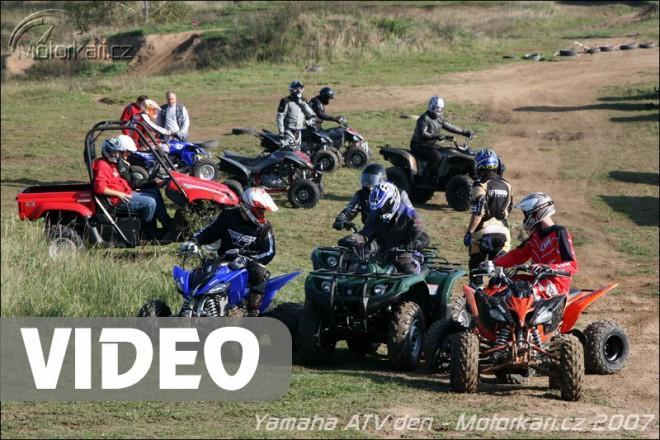 Yamaha ATV den