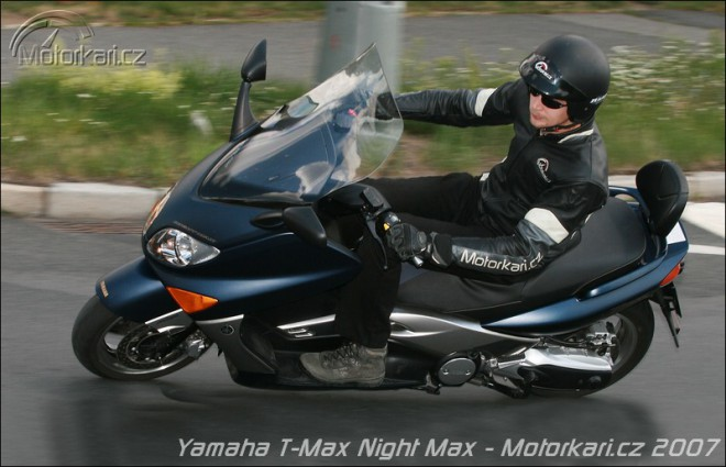 Yamaha Night Max 500