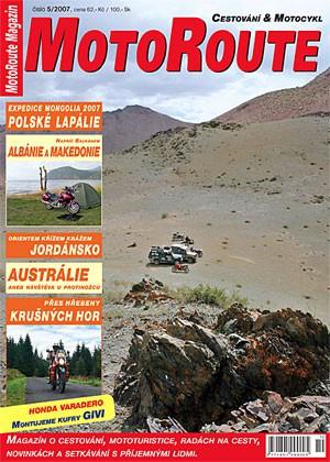 MotoRoute è. 5 / 2007