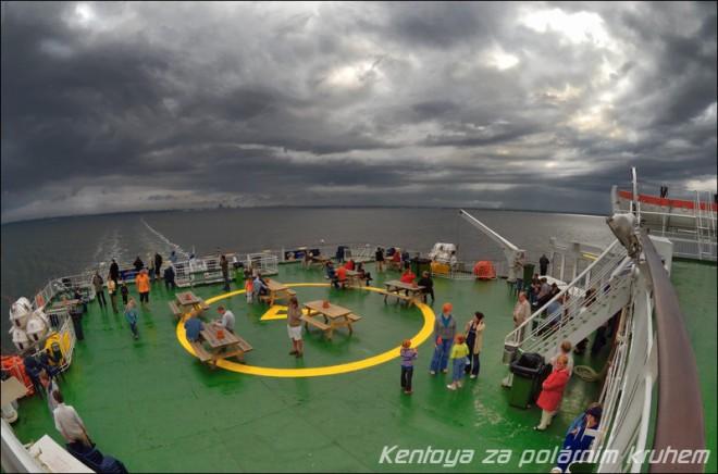 Kentoya za polárním kruhem