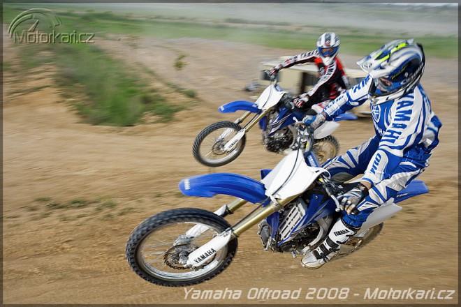 Pozvánka na Yamaha Offroad den