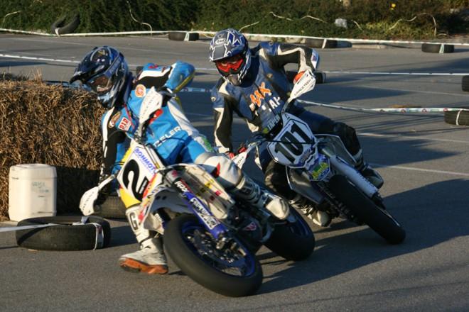 Víkendová sportovní motoexhibice v Olympii