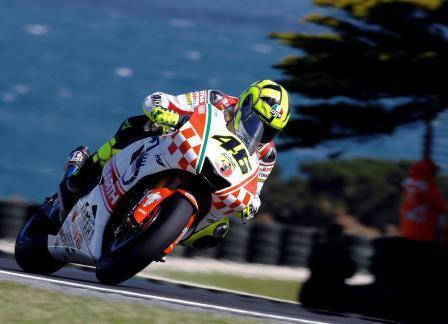 GP AUSTRALIE - zavod MotoGP