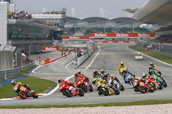 Historie Grand Prix Malajsie