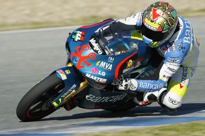 GP Malajsie 125 ccm