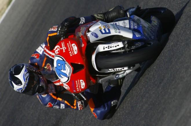 Michal Filla bronzov� v ME Supersport 2007