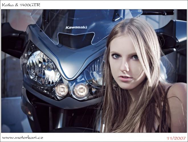 Katka & 1400GTR
