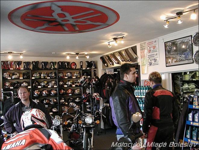 Motocykly Mladá Boleslav pøijmou zamìstnance