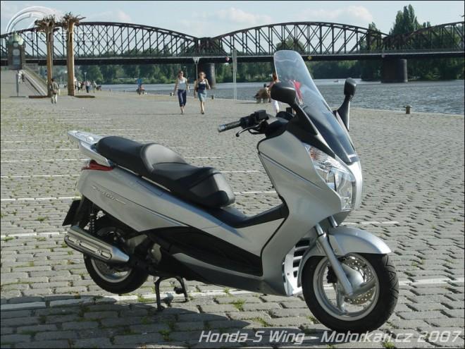 Honda S-Wing 150