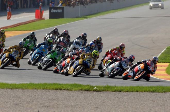 Historie Grand Prix Valencie