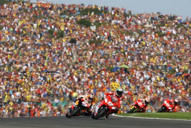 Statistiky tøídy MotoGP pøed GP Valencie
